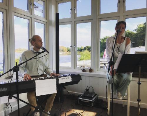 Anna & Jesper, musikduo, Vrångö, musik